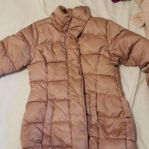 Pink Girl's Coat